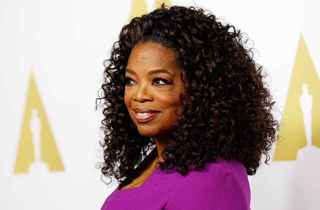 Oprah Winfrey and Apple to launch original content