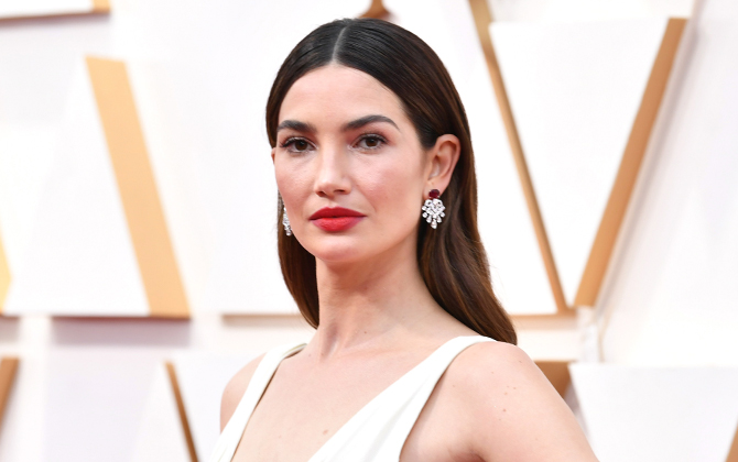 Bright lips, short bobs and nail art reigned supreme on the Oscars 2020 red carpet