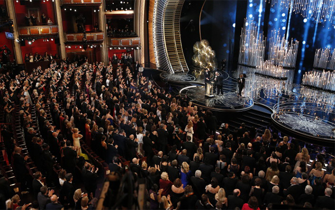 The Oscars to go hostless for 2020's ceremony