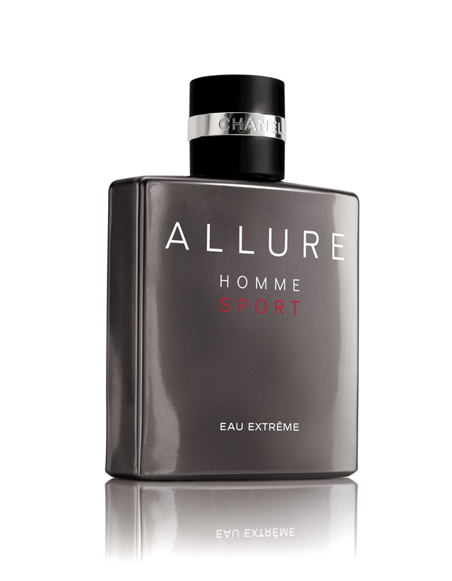 New refillable travel version for Chanel Allure Homme Sport Eau Extreme