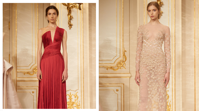 Paris Haute Couture Fashion Week: Rami Al Ali Fall/Winter '17