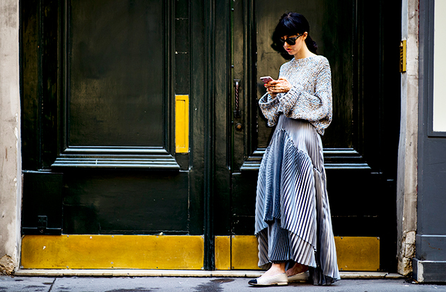 Part one: The best street style looks from Paris Haute Couture Fashion Week