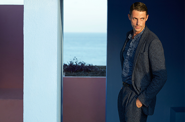 5c00e882f3 Matthew Goode from Tom Ford s  A Single Man  fronts Pal Zileri s ad campaign