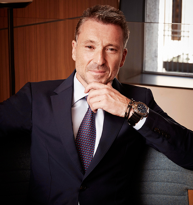 Exclusive: Jean-Marc Pontroué on Panerai's pioneering innovation, the Middle East and the new BMG-Tech