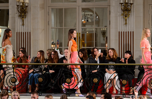 London Fashion Week: Peter Pilotto Spring/Summer '18