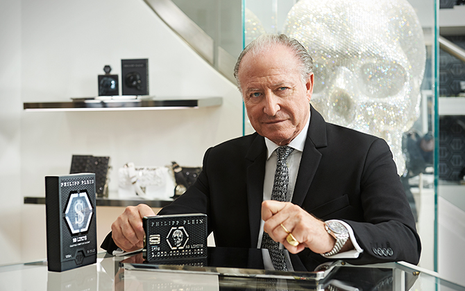 """I wanted to capture Philipp's unstoppable energy\"" – Alberto Morillas on creating Philipp Plein's new fragrance, No Limit$"