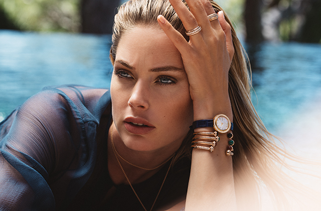 Jessica Chastain and Doutzen Kroes front Piaget's new Possession campaign