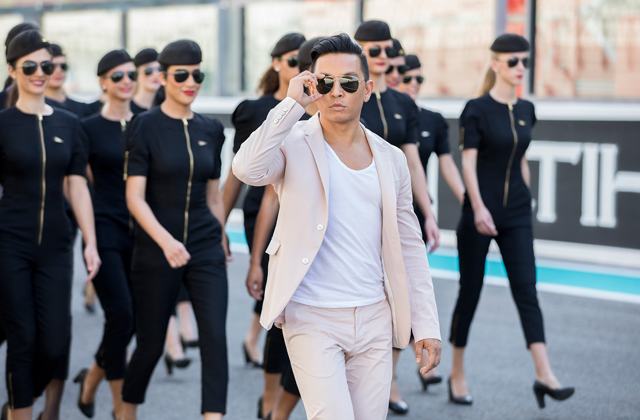 """It's about women and I want the fashion industry to be accountable\"" – Prabal Gurung on Etihad, empowerment and sustainability"