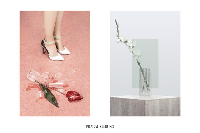 Prabal Gurung is launching footwear