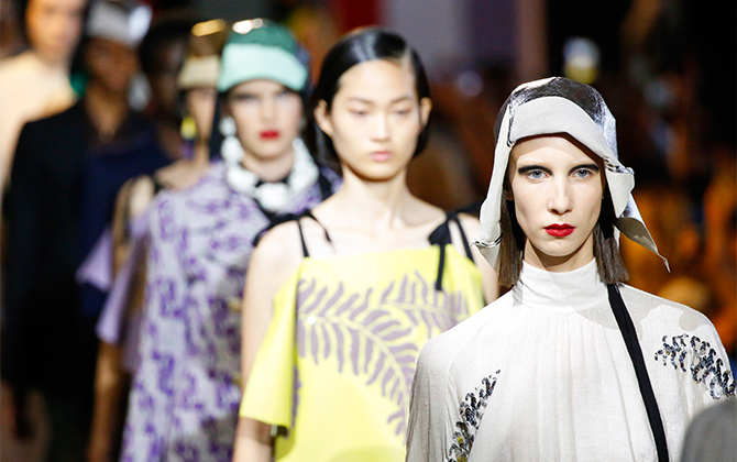 Prada is heading to Japan for Resort 2021 runway show