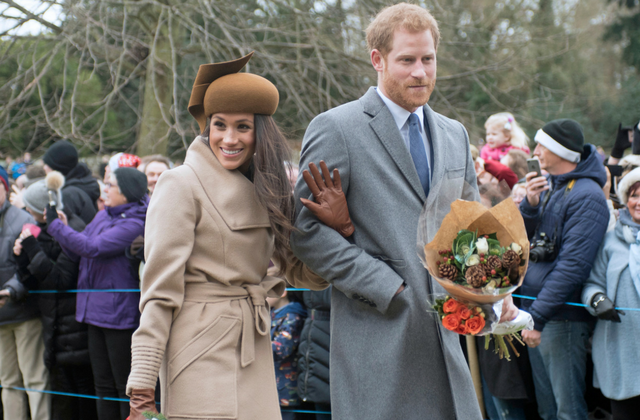 Prince Harry and Meghan Markle have chosen their wedding day florist
