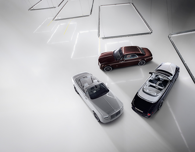 Rolls-Royce Phantom Zenith collection now in Dubai