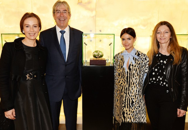 'A Fabergé Easter at Harrods' launches in London