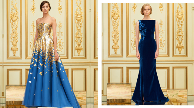 Rami Al Ali reveals his new couture collection in Paris