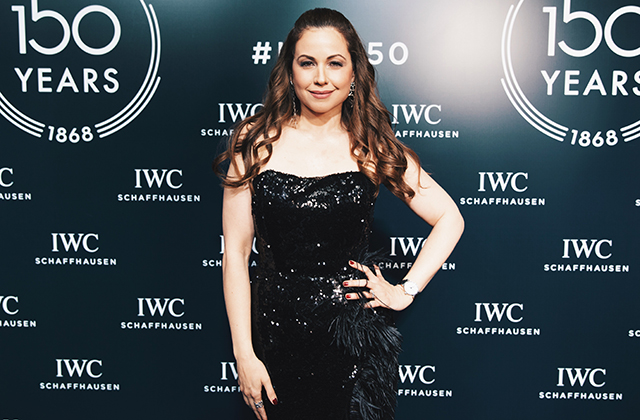 IWC Ambassador Raya Abirached talks movies, milestones and #MeToo
