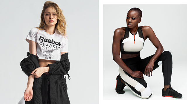 Reebok's new star-studded campaign encourages women to support other women