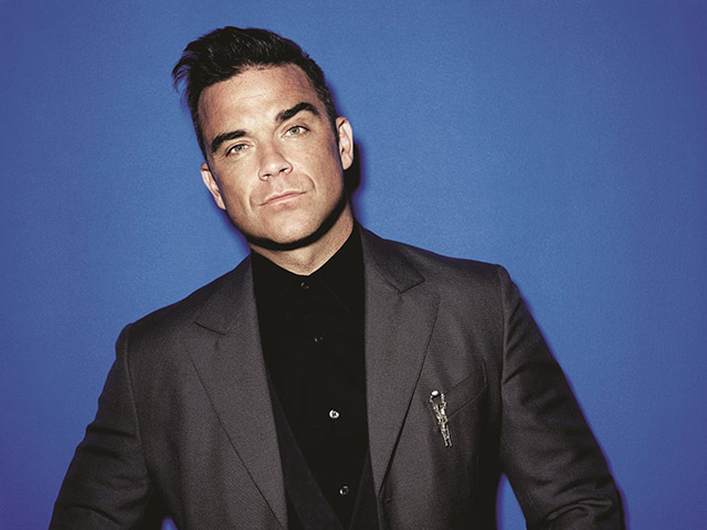 Robbie Williams announces Abu Dhabi concert for 2015