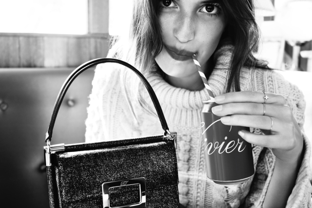 Roger Vivier taps French it-girl Jeanne Damas for new campaign