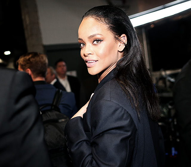 Rihanna discusses women's rights, mac and cheese and Dior