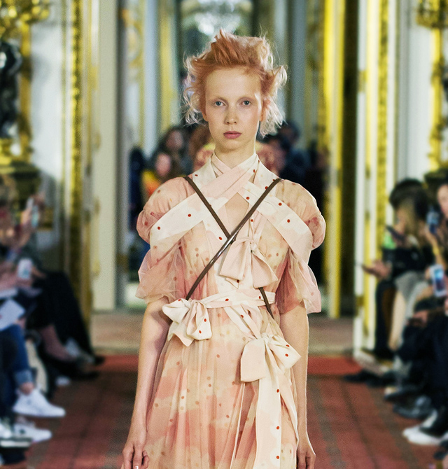 London Fashion Week: Simone Rocha, Gareth Pugh and Versus