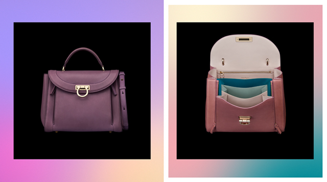 ae425cdc0f26 Salvatore Ferragamo launches an updated version of an iconic handbag ...