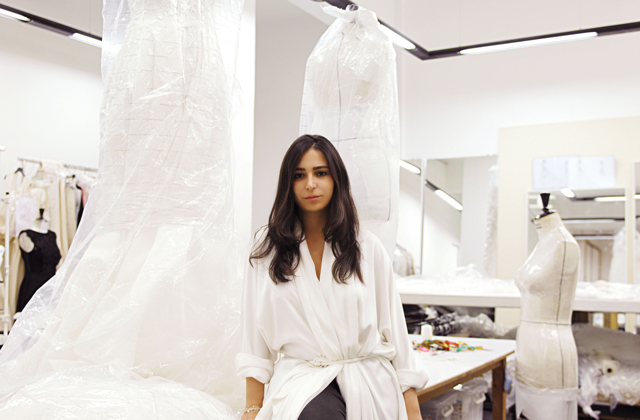 """I'm married to my dresses\"" – BFFI designer Sandra Mansour on taking fashion seriously"