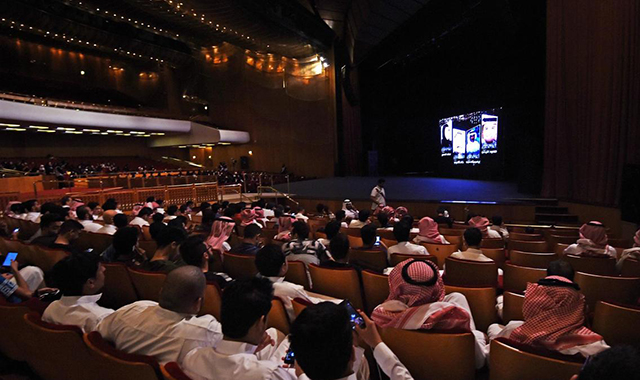 Saudi Arabia's film industry to go global this year