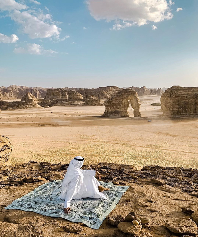 Saudi Arabia has opened its doors to tourists, courtesy of a new visa regime