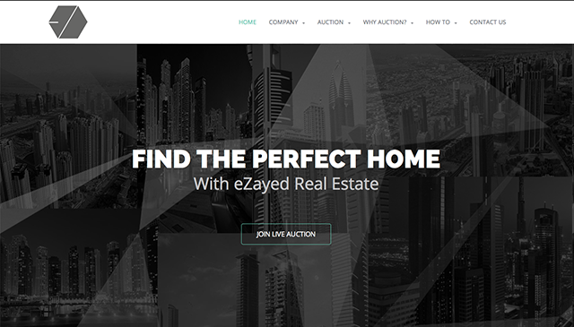 The Middle East's first online real estate auction site launches