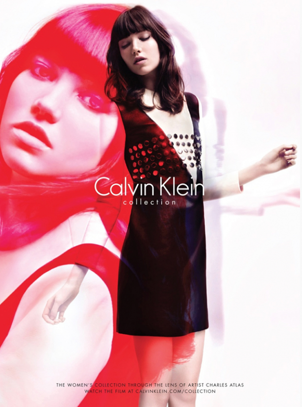 Video: Grace Hartzel stars in the new Calvin Klein Collection campaign