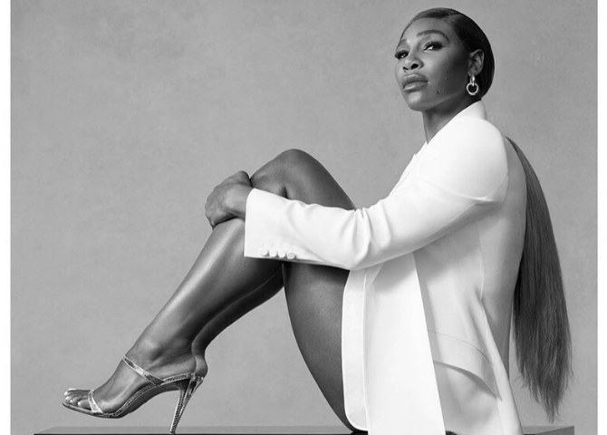 Serena Williams has a brand new gig