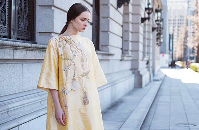 Emirati designer Shatha Essa launches a new collection for her eponymous label