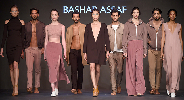 Fashion Forward Dubai: Starch Foundation Autumn/Winter '16