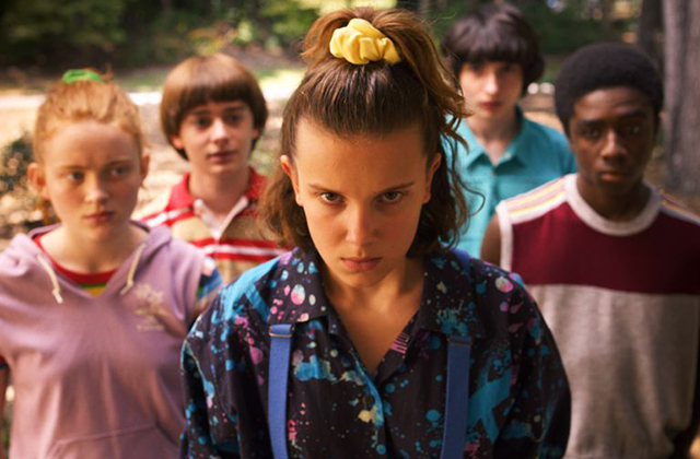 The release of 'Stranger Things 3' is breaking Netflix streaming records