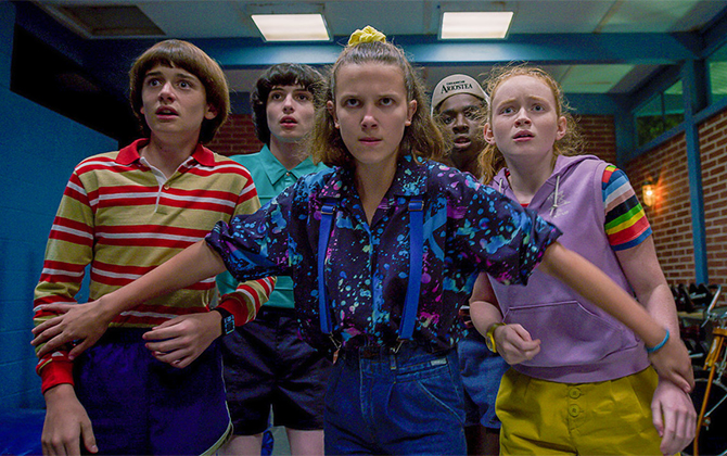 It's official: Stranger Things 4 is coming