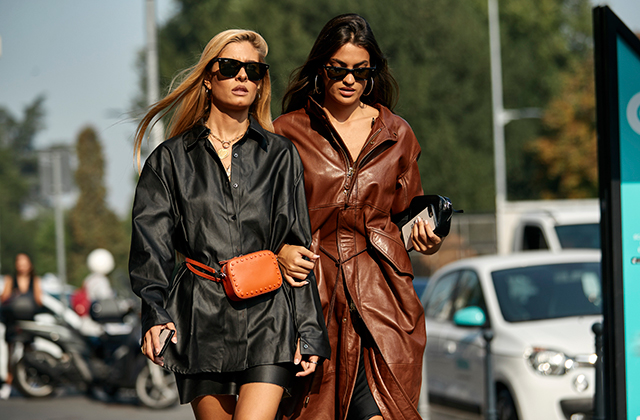 Part two: The best street style looks from Milan Fashion Week