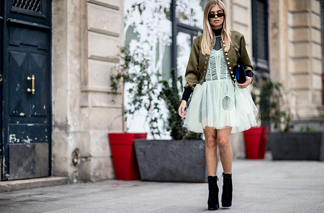 Day three: The best street style looks from Paris Haute Couture Fashion Week