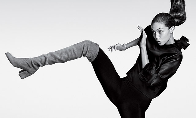 Just in: Stuart Weitzman has a new Creative Director