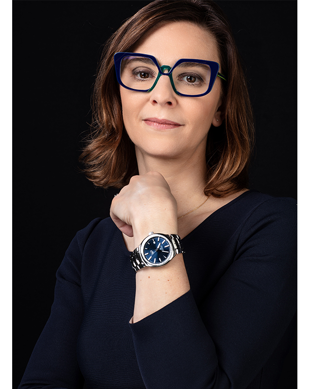 Exclusive: In conversation with TAG Heuer's Heritage Director, Catherine Eberle-Devaux