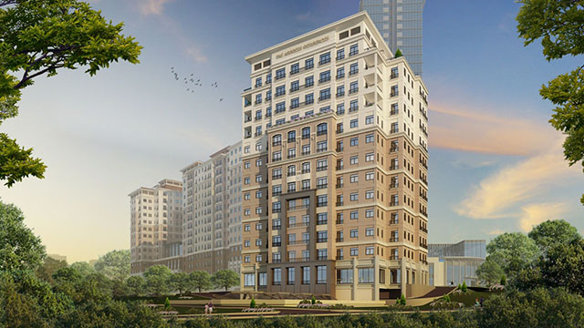 Emaar building new 5-star residences in Istanbul