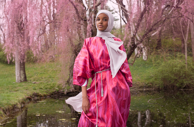 First look: The Modist's Ramadan campaign with Halima Aden