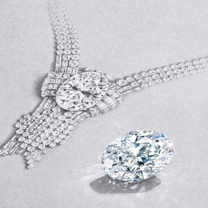 Tiffany & Co. acquires an exceptional 80-carat diamond