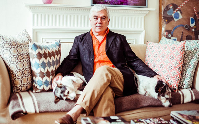 Style.com's Tim Blanks is headed to the Business of Fashion