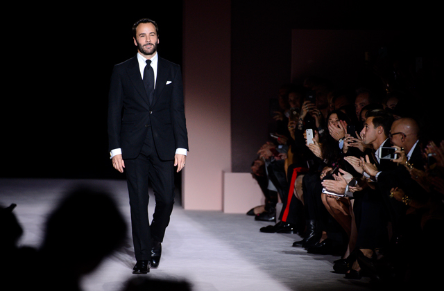 New York Fashion Week: Tom Ford Spring/Summer '18