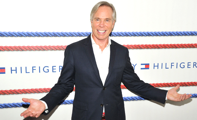 Tommy Hilfiger wins top award for consumer initiative