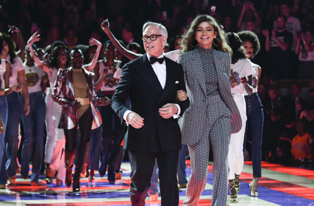 Tommy Hilfiger to stage the Fall '19 Tommy x Zendaya show in New York