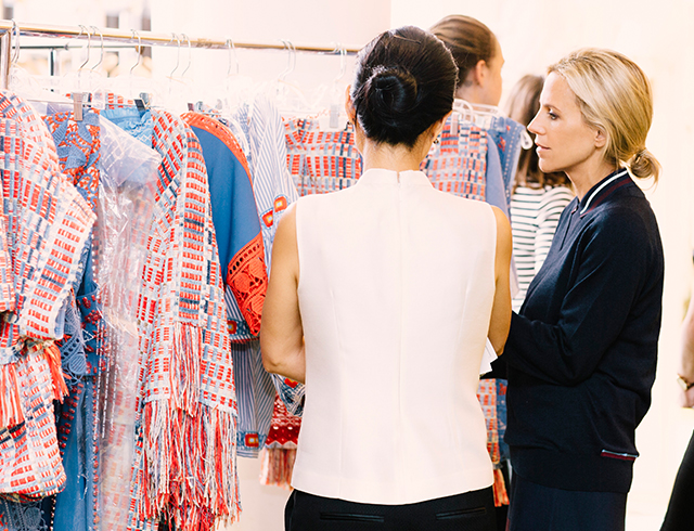 Watch live: See the Tory Burch Spring/Summer 16 show live-stream from NYFW here