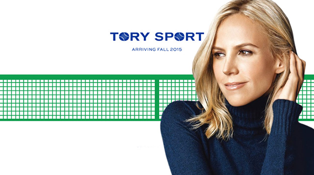Tory Burch reveals plans to launch her first sportswear line
