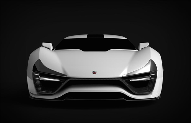 The Trion Nemesis Aims To Break The Sports Car Land Speed Record