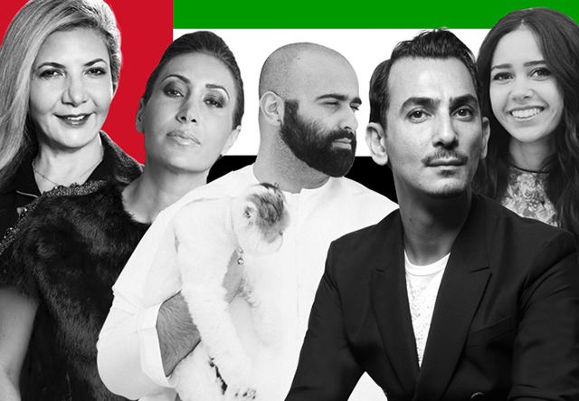 A look at what the UAE means to some of the country's most inspirational residents